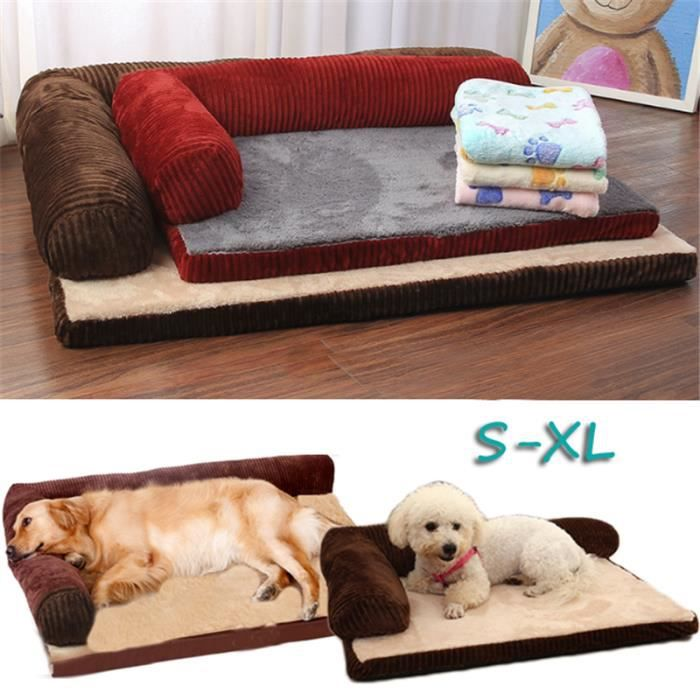 Coussin Grand Chien 120