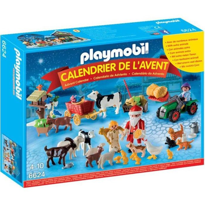calendrier de l avent playmobil achat vente calendrier. Black Bedroom Furniture Sets. Home Design Ideas