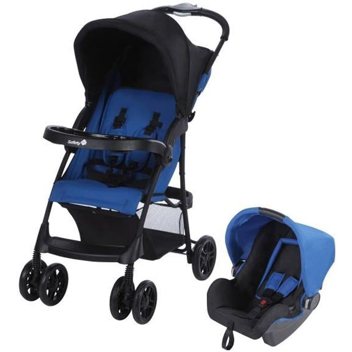 POUSSETTE  SAFETY 1ST Poussette combinée duo Taly 2 in 1- Bal