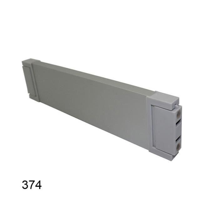2PCS Organisateur de tiroir Extensible/Ajustable avec séparateur à tiroirs  pour Chambre, Salle de Bain, penderie, Bureau S