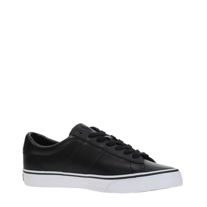 POLO RALPHLAUREN Sneakers Homme BLACK, 40
