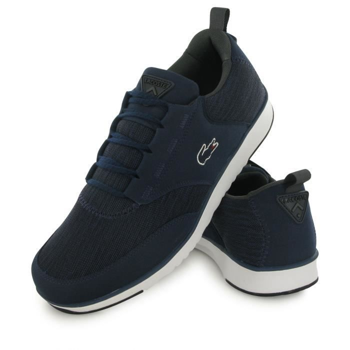 317 Light mode Lacoste baskets homme bleu 8gS05wq