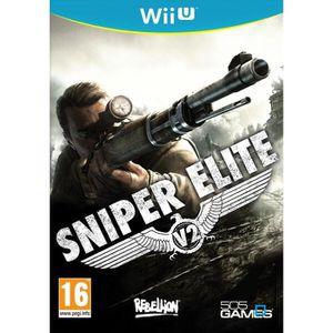 JEU WII U Sniper Elite V2 Jeu console Wii U