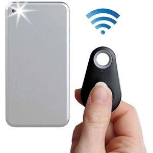 Neborn D/étecteur De Cl/é sans Fil Smart Tracker GPS Localisateur Bluetooth /À Distance Key Tag Anti Perdu Porte-Cl/és Alarme Itag pour Enfants Pet Chat Chien Enfant