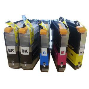 CARTOUCHE IMPRIMANTE 5 XL ColourDirect LC123 - LC121 Cartouche D'encres