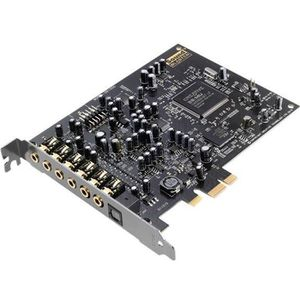 CARTE SON INTERNE Creative Sound Blaster Audigy RX Carte son 24 bits