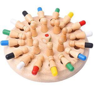 BOÎTE À FORME - GIGOGNE Montessori enfants la mémoire d'échecs jouet en bo