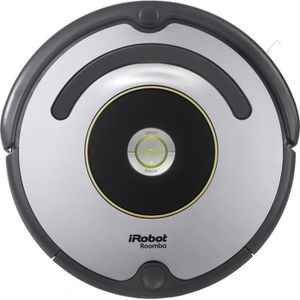 ASPIRATEUR ROBOT iROBOT Roomba 615 - Aspirateur robot - 33W - 61 dB