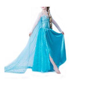 DÉGUISEMENT Robe Reine des Neiges Enfant - Déguisement Princes
