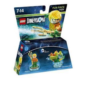 FIGURINE DE JEU LEGO DIMENSIONS - Fun Pack - DC Comics - Aquaman