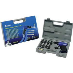BURINEUR - PERFORATEUR MICHELIN Coffret Brico Marteau Burineur pneumatiqu