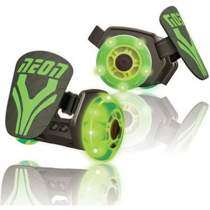 PATIN - QUAD NEON - Rollers Neon Street - Vert - Mixte - A part
