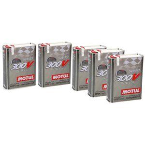 HUILE MOTEUR Huile moteur - MOTUL 104242 300V POWER 5W40 - 10 L