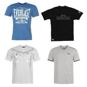 T-SHIRT Pack de 4 Tee Shirt Neufs Homme Anglais