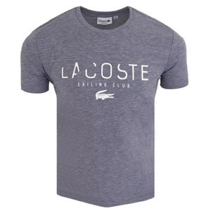 21019d8a2b1 Tee-Shirts Lacoste Sport Homme - Achat   Vente Sportswear pas cher ...