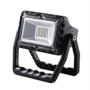 LAMPE DE CHANTIER Lampe de Travail Pilable Projecteur LED Floodlight