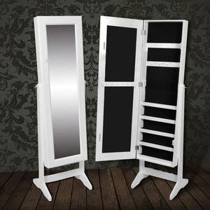 Miroir Porte Bijoux