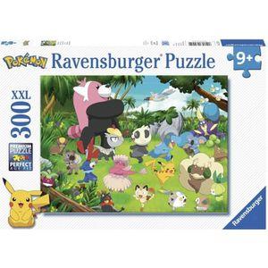 PUZZLE POKEMON Puzzle Pokémon sauvages 300 pcs