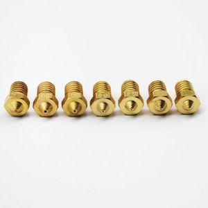 FIL POUR IMPRIMANTE 3D pour la buse , 7PCS M6 3D Imprimante 0.2mm 0.3mm 0