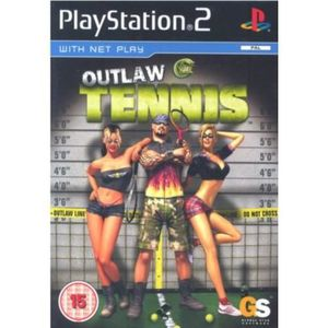 JEU PS2 Outlaw Tennis (Playstation 2) [UK IMPORT]