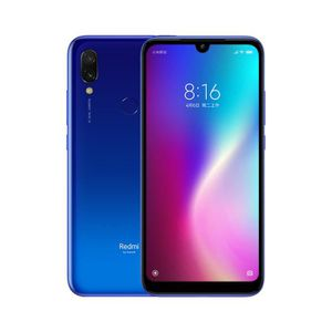 SMARTPHONE XIAOMI Redmi 7 4Go 64Go Double SIM Bleu