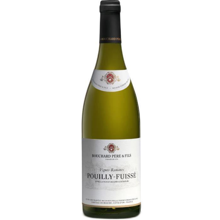 Maison Bouchard Père et Fils - Pouilly Fuissé - Vignes Romanes - Blanc - 2018 - 75 cl