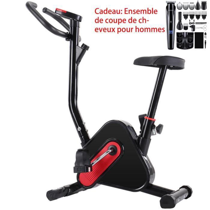 Vélo d'appartement - Vélo biking - magnetique intérieur maison bureau exercice entrainement 150kg + moniteur