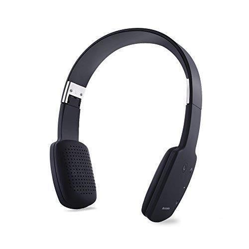 s168 Casque Bluetooth, Annulation de bruit Casque sans fil pour tous les périphériques Bluetooth