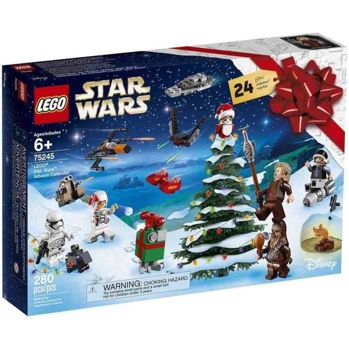 LEGO® Star Wars™ Calendrier de l'avent
