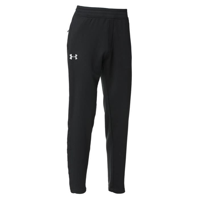 UNDER ARMOUR Pantalon Tech Terry - Homme - Noir