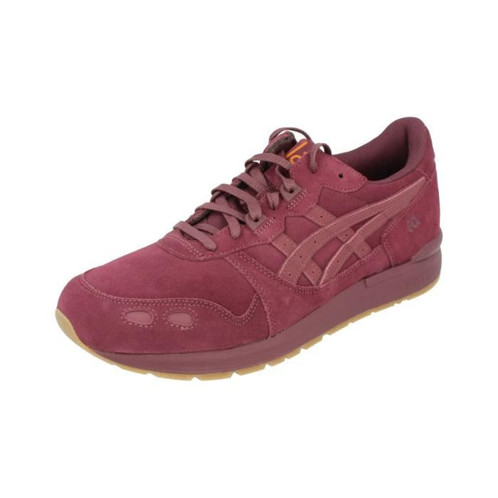 Asics Tiger Hommes Gel-Lyte Running Trainers H7Ark Sneakers Chaussures