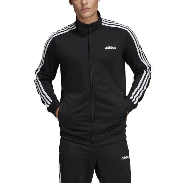 Veste de survêtement adidas Essentials 3-Stripes Tricot