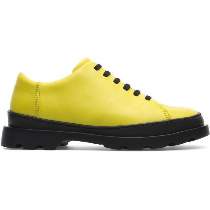 Camper Chaussures habillées Brutus K200551-014 Femme - Jaune