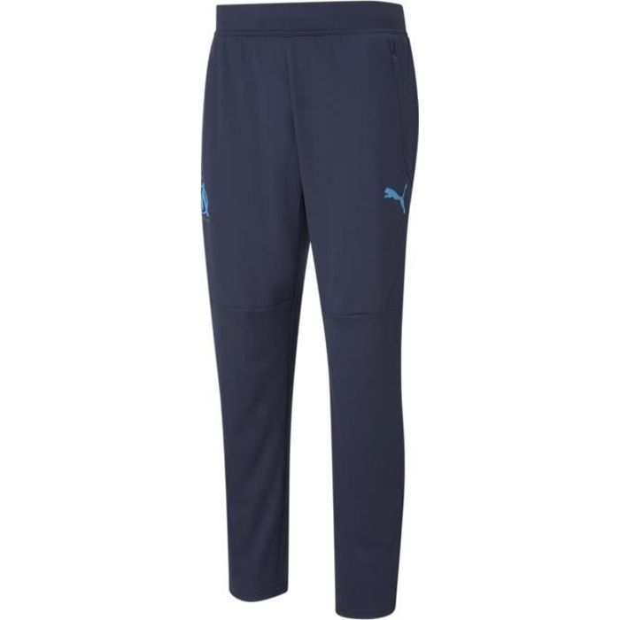Pantalon OM Warmup - bleu foncé/bleu azur - S