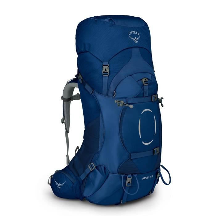 Osprey Ariel 55 M / L Ceramic Blue [128182] - sac à dos sac a dos