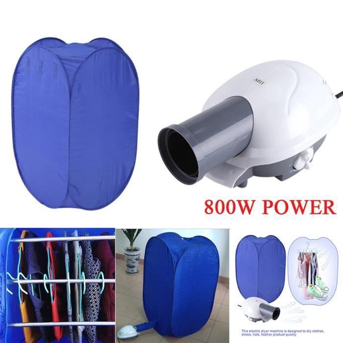 Sèche-linge électrique Portable Électrique Pompe À Air pour Appartements EU plug