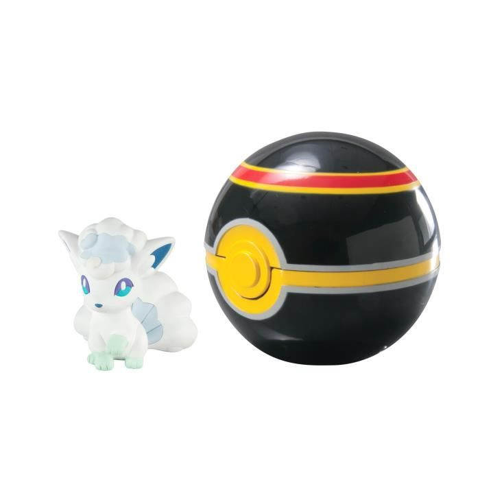 POKEMON Figurine Vulpix avec Luxe Ball