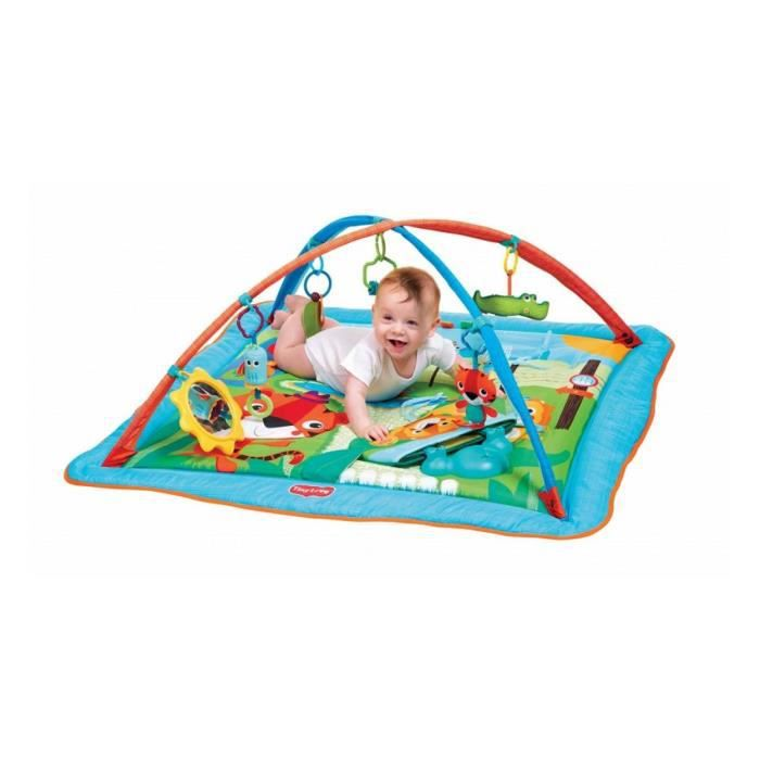 TINY LOVE Tapis Gymini Kick & Play Citi Safari