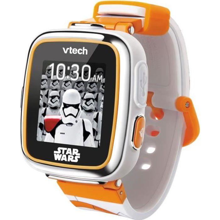 VTECH - Star Wars - Montre Cam'Watch Collector BB8 - Montre Enfant