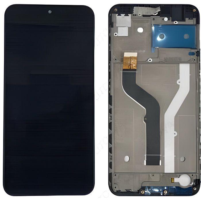 Originale Ecran LCD Complet Noir pour WIKO Y81 avec châssis
