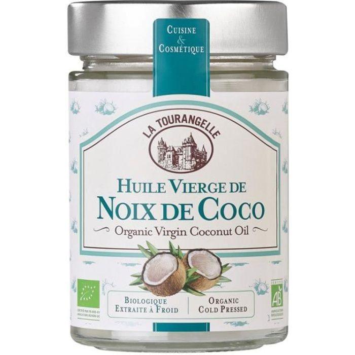 Huile vierge de noix de coco bio 314ml La Tourangelle