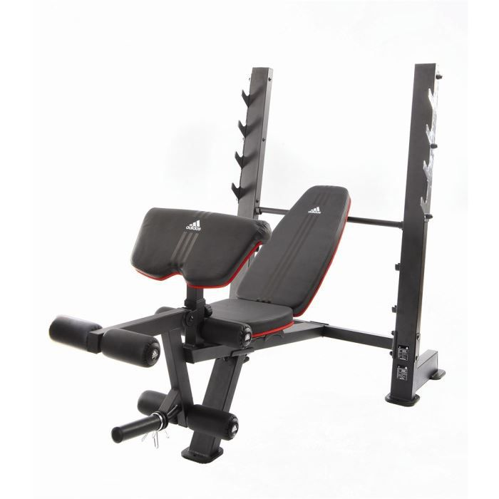 adidas banc de musculation power bench prix pas cher cdiscount. Black Bedroom Furniture Sets. Home Design Ideas