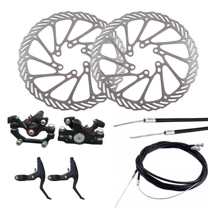 1 paire de freins V vélo vélos VTT blocs patins chaussures montagne 9H