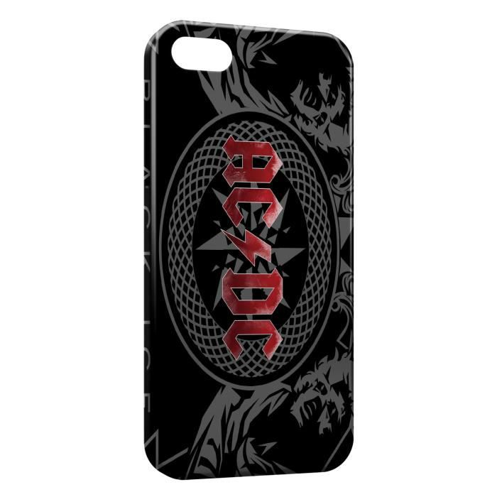 coque iphone 5 acdc