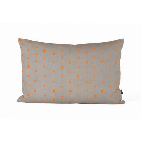 ferm living coussin dotted neon 60 x 40 cm achat. Black Bedroom Furniture Sets. Home Design Ideas