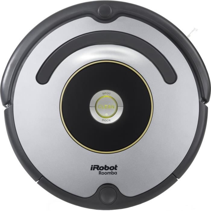 robot aspirateur irobot roomba 615 achat vente. Black Bedroom Furniture Sets. Home Design Ideas
