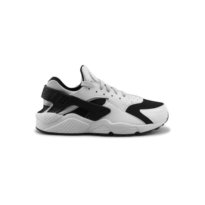 super popular e462d 9aaf6 Basket Nike Air Huarache Blanc 318429-104