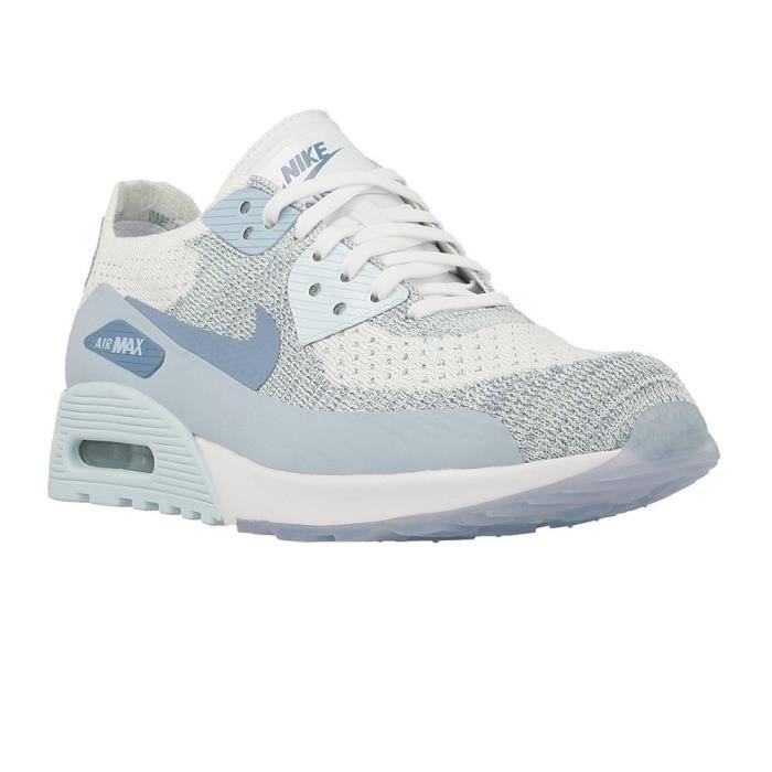 separation shoes ab1fe e0dc3 BASKET Chaussures Nike Wmns Air Max 90 Ultra 20 Flyknit G