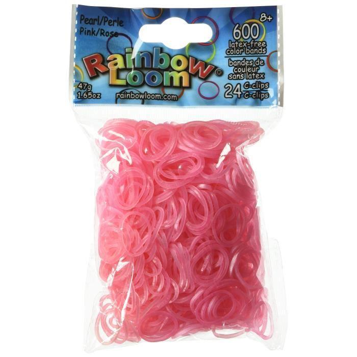 5000 Elastique Rainbow Loom Achat Vente Pas Cher