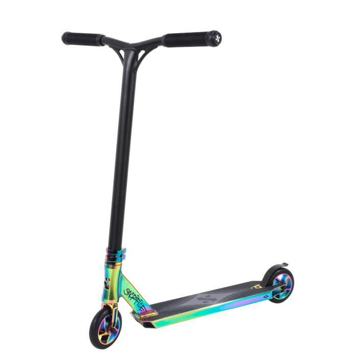 trottinette freestyle flyte neo chrome 100 2016 achat vente trottinette freestyle flyte. Black Bedroom Furniture Sets. Home Design Ideas